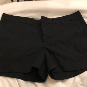 Banana Republic Black Cargo Shorts